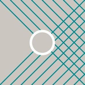 stripes/circle 1