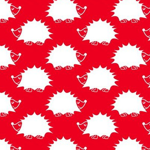 Hedgehog - Orange