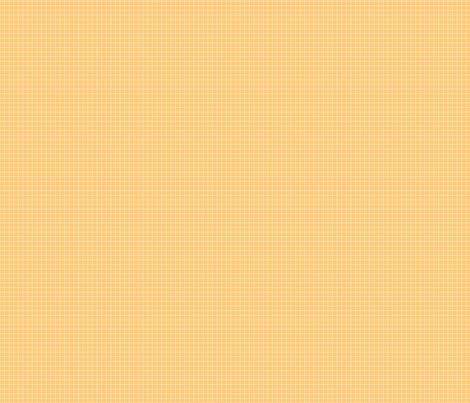 grids (custard) fabric by mondaland on Spoonflower - custom fabric