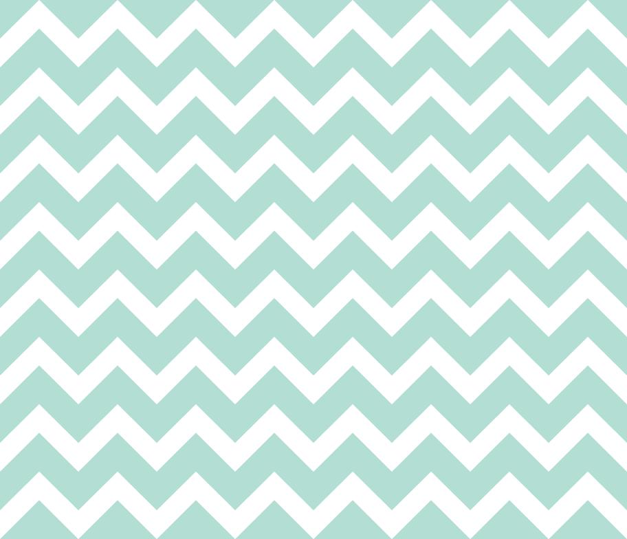 Mint Chevron Wallpaper