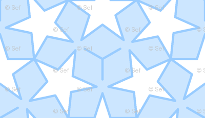 U53 V1r outlined stars