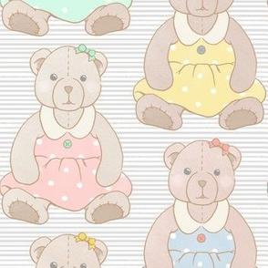 Country Bears - Girls