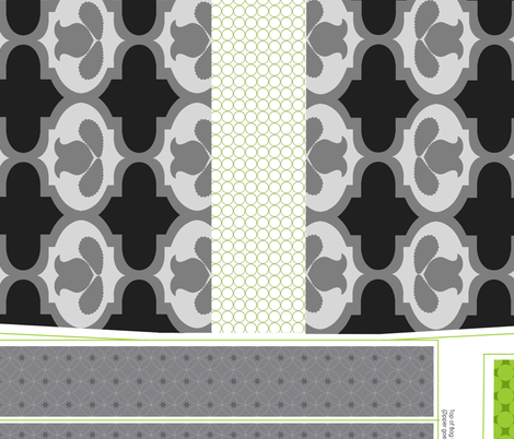 The Traveler Bag  fabric by natitys on Spoonflower - custom fabric