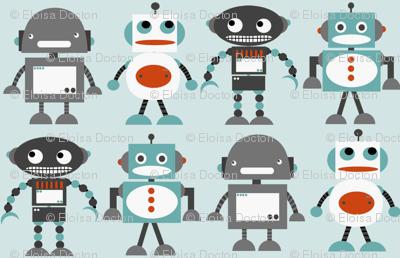 Big Band Robots Blues