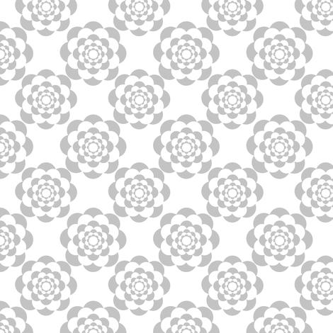Bali Daisy fabric by natitys on Spoonflower - custom fabric