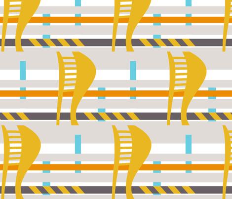 Urban Impressions fabric by audettesa on Spoonflower - custom fabric