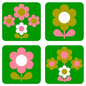 green_flower_block