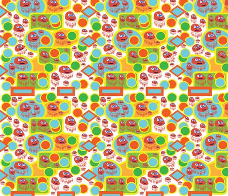 Oscar fabric by jettsetter on Spoonflower - custom fabric