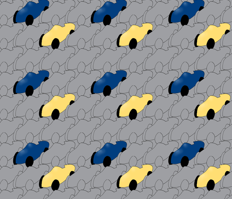 Classics fabric by evenspor on Spoonflower - custom fabric