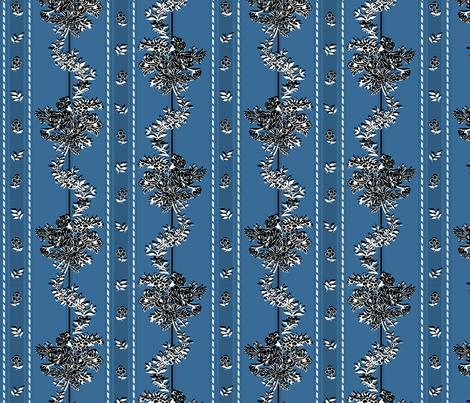 Phantom of the Opera Wishing Gown fabric by reproductionfabrics on Spoonflower - custom fabric