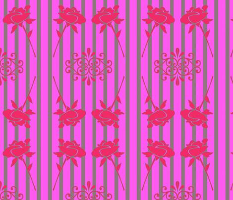 Ooh, La-La! fabric by mammajamma on Spoonflower - custom fabric
