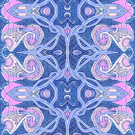 Urban Cowgirl Paisley fabric by edsel2084 on Spoonflower - custom fabric