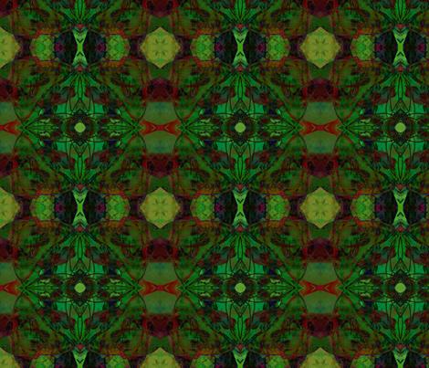 Lagoon fabric by missmorice on Spoonflower - custom fabric