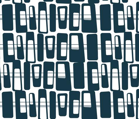mod block fabric by whimsiekim on Spoonflower - custom fabric