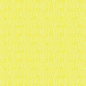 yellow baton