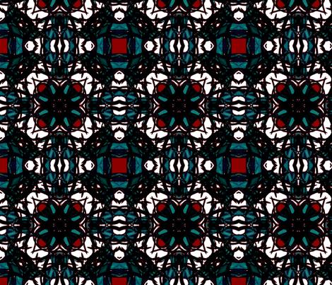 Kontiki Dream fabric by missmorice on Spoonflower - custom fabric
