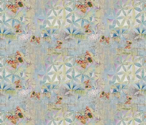 Miraculous Recovery fabric by aftermyart on Spoonflower - custom fabric