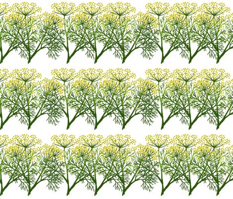 dill fabric by lfntextiles on Spoonflower - custom fabric