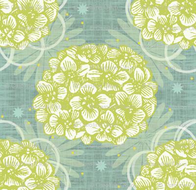 Fresh Hydrangea