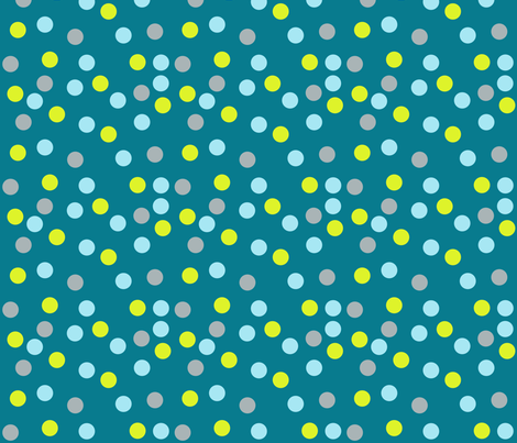 Pocka Dot fabric by audettesa on Spoonflower - custom fabric