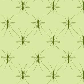 Mosquito Motif -ed-ch