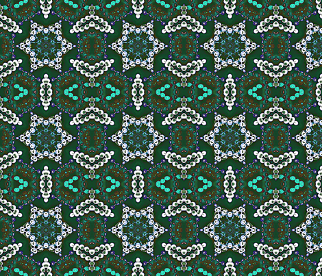 Beads-5 fabric by koalalady on Spoonflower - custom fabric
