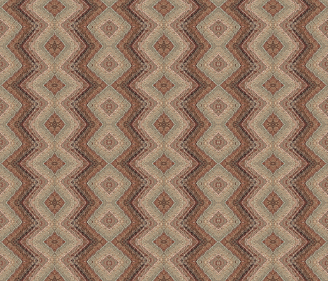 Carpet with diamonds fabric by koalalady on Spoonflower - custom fabric