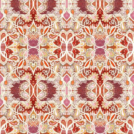 The Czar's tablecloth fabric by edsel2084 on Spoonflower - custom fabric