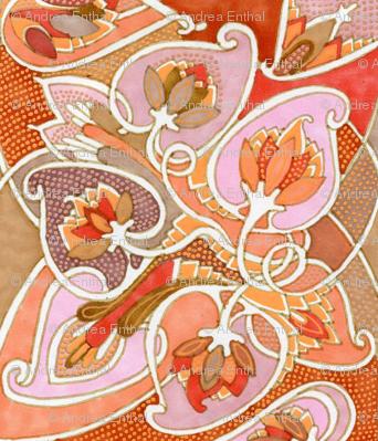 Serenade in Peach