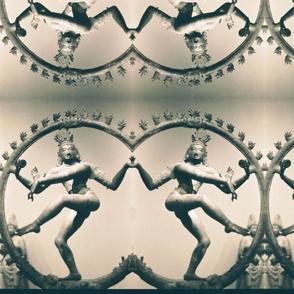 Mirrored Goddess