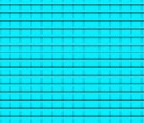 Turquoise Plaid fabric by bluevelvet on Spoonflower - custom fabric