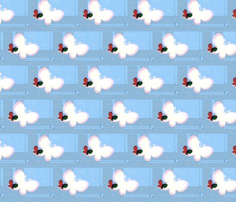 baby_butterfly fabric by _vandecraats on Spoonflower - custom fabric