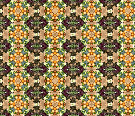 Vegetables  2 fabric by koalalady on Spoonflower - custom fabric