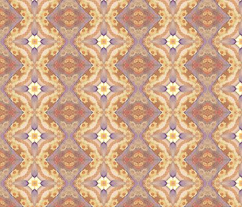 Yellow Flower fabric by koalalady on Spoonflower - custom fabric