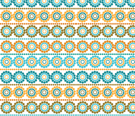 Flare_radius_ fabric by designedtoat on Spoonflower - custom fabric