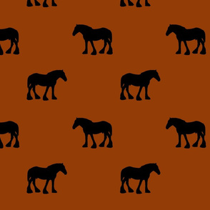 Heavy-Horse-Black-Pheasant