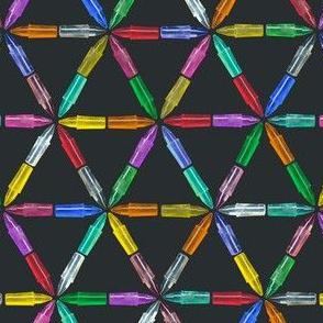 bright peg lattice