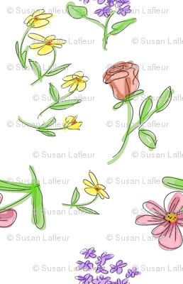 Free-Form Bouquet