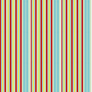 Summer Fun Tiny Stripes