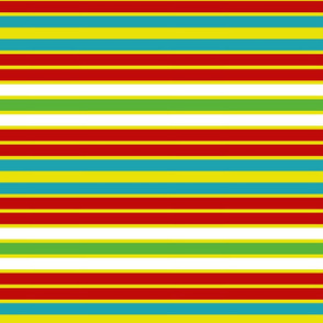 Summer Fun Stripes
