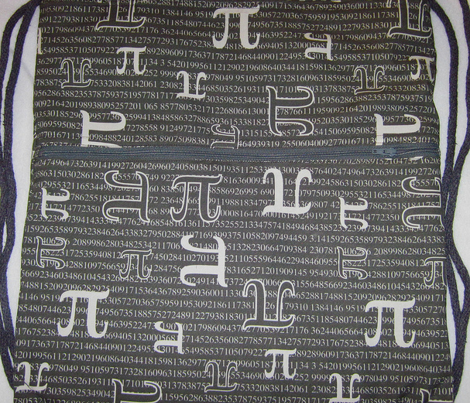Pi are Square (Dark)