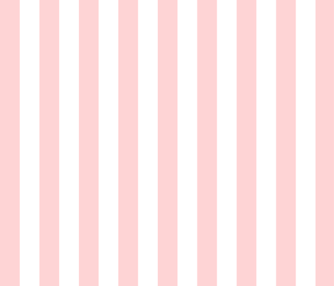 pink stripe fabric by amybethunephotography on Spoonflower - custom fabric