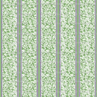 cherry_blossom_stripe_-_green