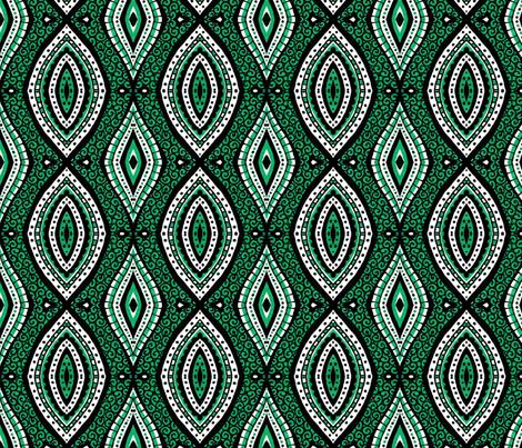 Hepburn fabric by siya on Spoonflower - custom fabric
