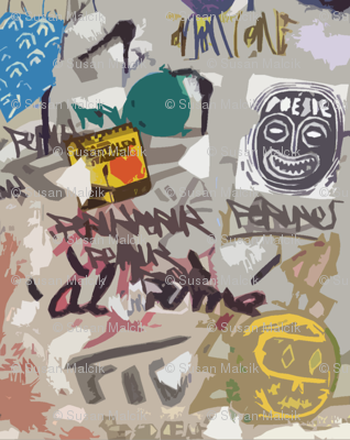 Street Art Party