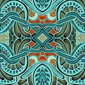 Color Me Aqua
