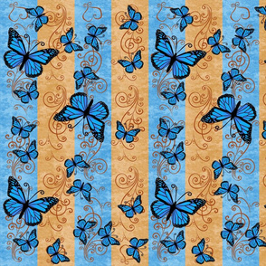 Blue Monarch Memories