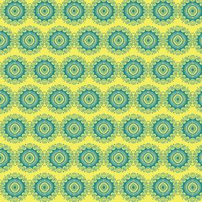 Honeycomb Lemon
