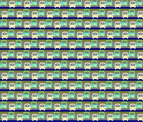 Driving baby by evandecraats march 26, 2012 fabric by _vandecraats on Spoonflower - custom fabric