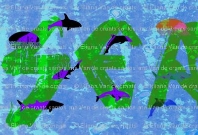 Sea life by evandecraats march 26, 2012
